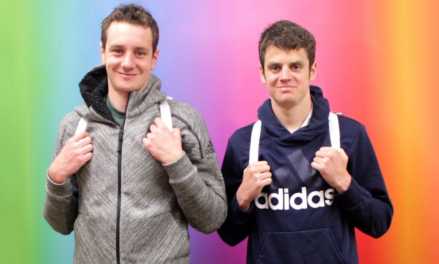 Alistair and Jonny Brownlee - edited
