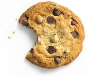 Cookie. Omnom.
