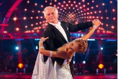 Johnny on Strictly Come Dancing