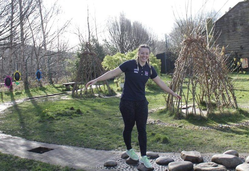 Katy Marchant garden